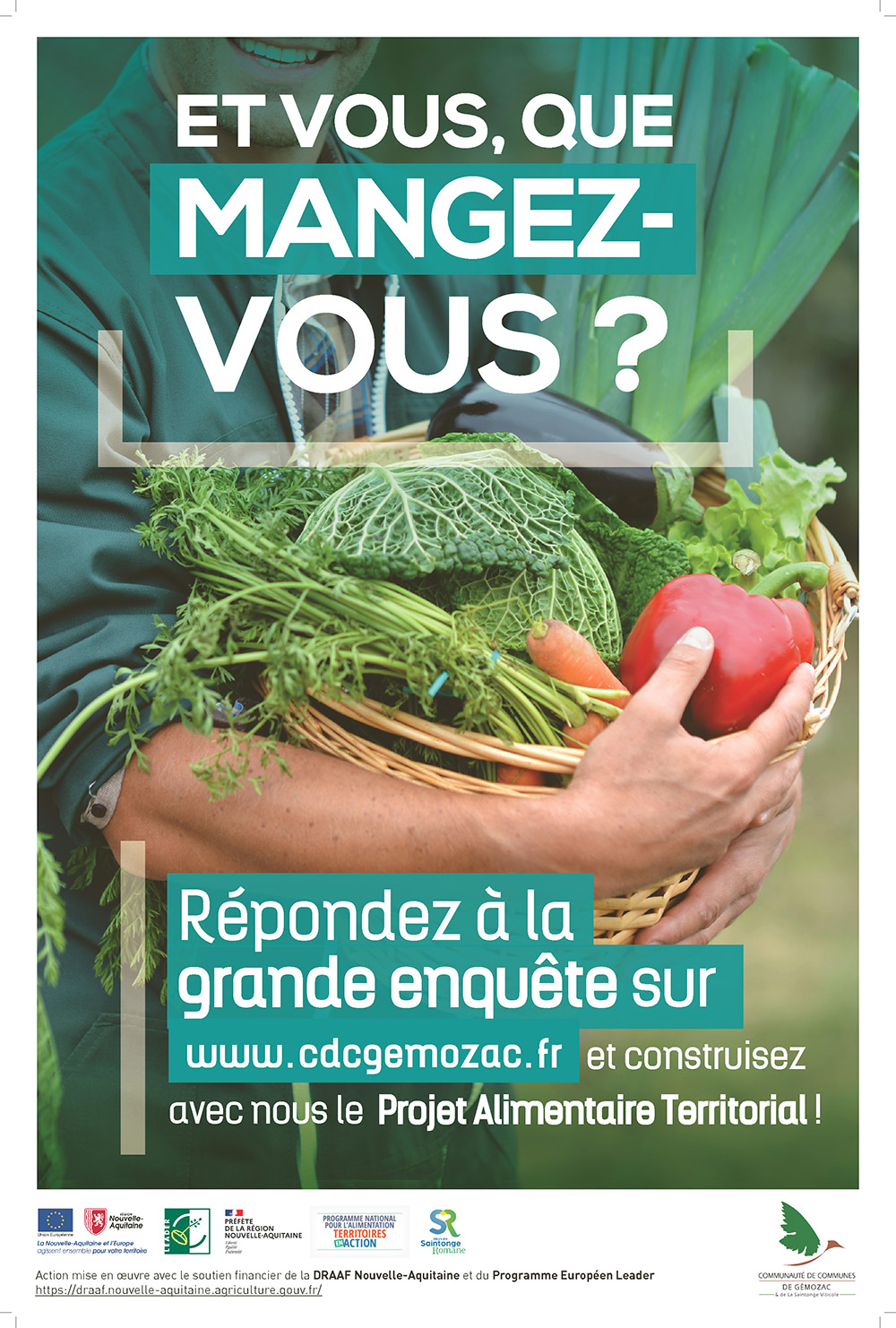 Tesson - Projet Alimentaire Territorial