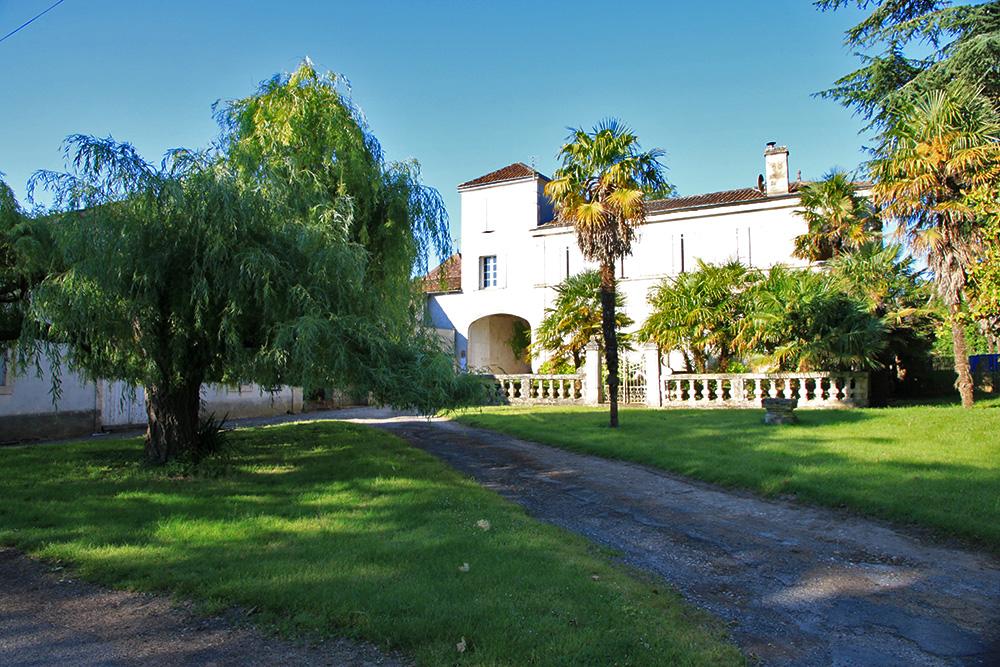 Tesson - Chateau Guynot