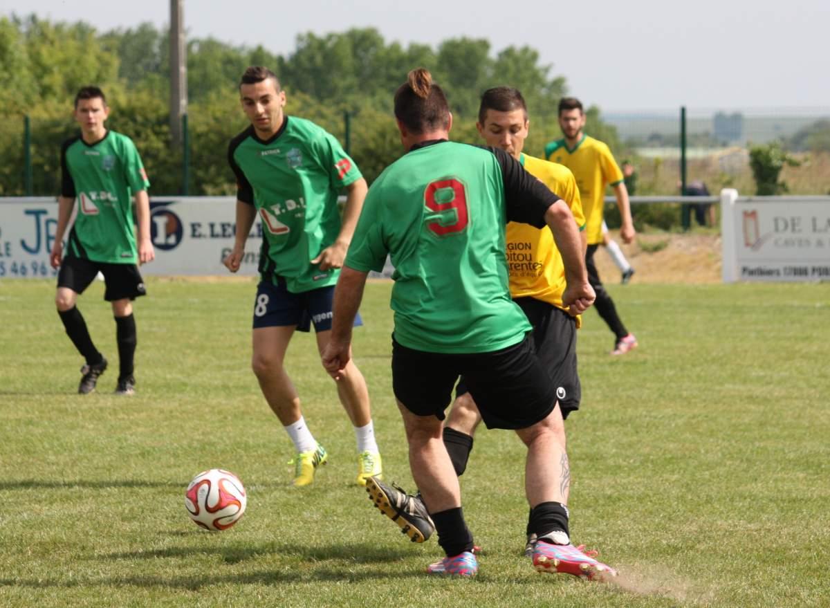 Tesson Football - Les Dragons Verts FCBVT