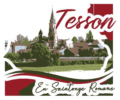 Commune de Tesson en Charente-Maritime