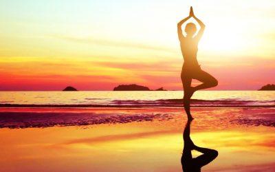 Des cours de yoga à Tesson